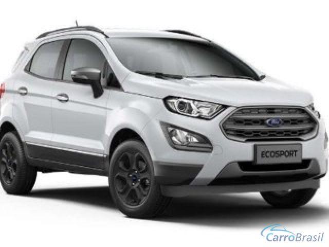 Mais detalhes do Ford EcoSport Freestyle 1.5 Flex