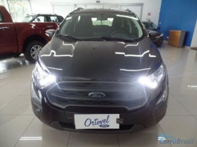 Mais detalhes do Ford EcoSport Freestyle 2.0 AT Flex