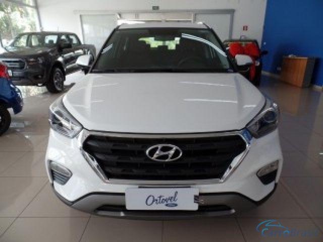 Mais detalhes do Hyundai Creta CRETA PRESTIGE 2.0 AUT Flex