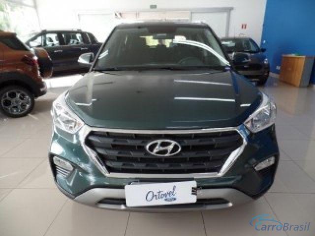 Mais detalhes do Hyundai Creta CRETA PULSE AUT 1.6 Flex