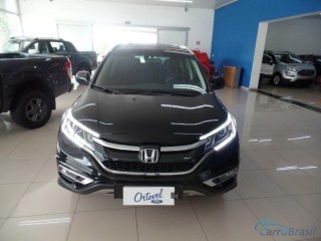 Mais detalhes do Honda CRV EXL 2.0 4X4 AUT Flex