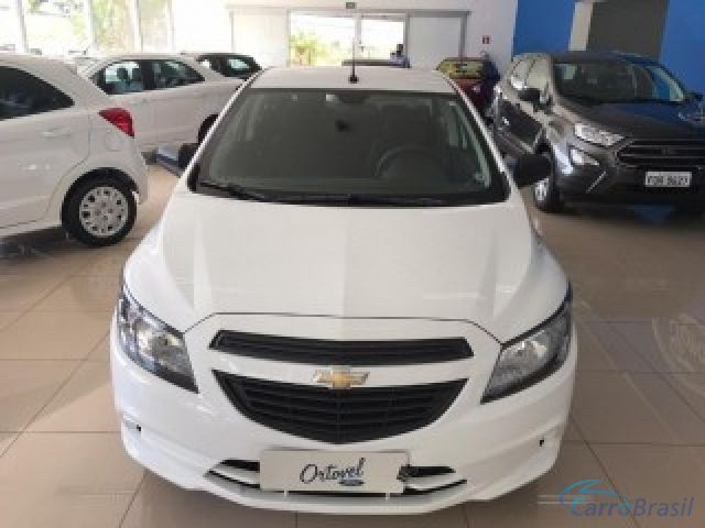 Mais detalhes do Chevrolet (GM) Prisma JOY 1.0 Flex