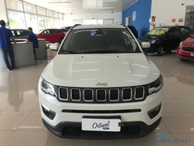 Mais detalhes do Jeep Compass LONG AUT 2.0 Flex