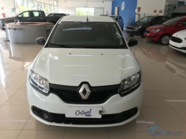 Mais detalhes do Renault Logan authentique Flex