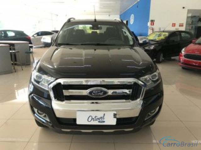 Mais detalhes do Ford Ranger LIMITED 4X4 CD AUT 3.2 Diesel