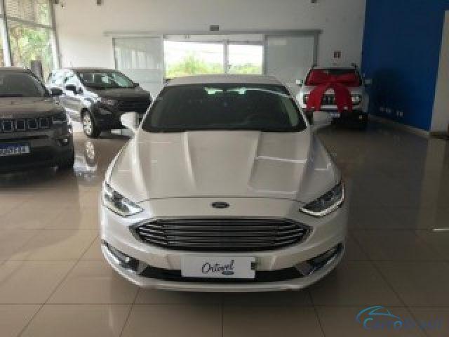 Mais detalhes do Ford Fusion SE AUT 2.5 Flex