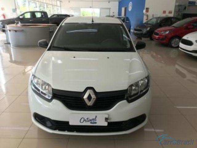 Mais detalhes do Renault Logan LIFE 1.0 Flex