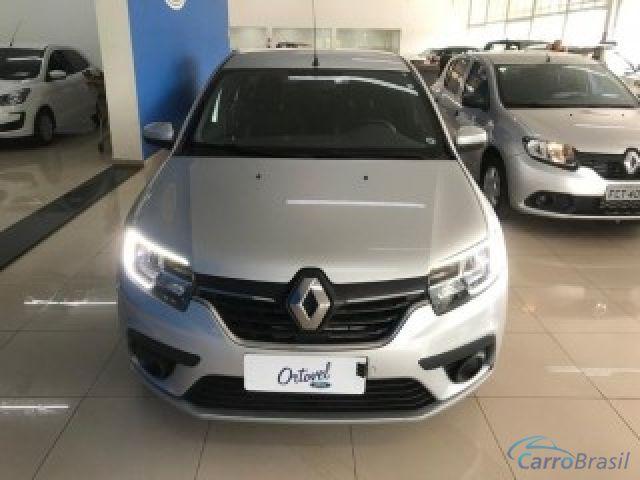 Mais detalhes do Renault Logan 1.0 ZEN Flex