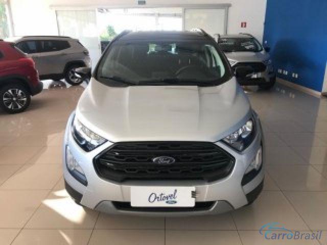 Mais detalhes do Ford EcoSport FREESTYLE AUT 1.5 Flex