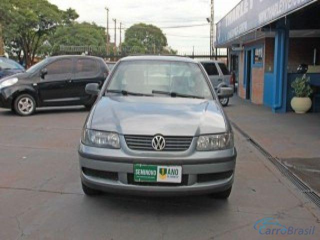 Mais detalhes do Volkswagen Saveiro 1.8 MI CS 8V G.III Gasolina