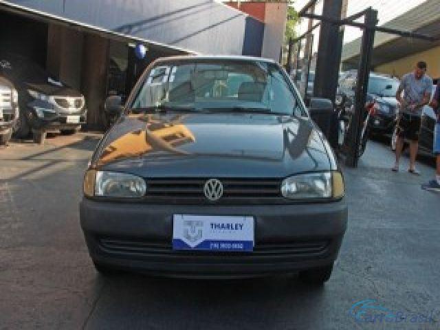 Mais detalhes do Volkswagen Gol 1.0 MI SPECIAL 8V Gasolina