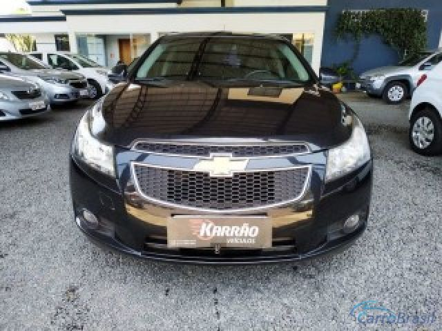 Mais detalhes do Chevrolet (GM) Cruze  Flex