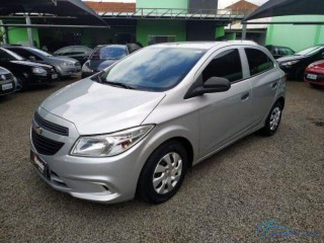 Mais detalhes do Chevrolet (GM) Onix  Flex