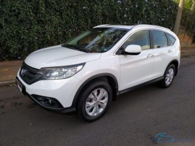 Mais detalhes do Honda CRV  Flex