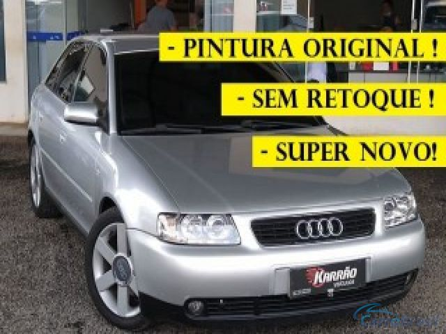 Mais detalhes do Audi A3  Gasolina
