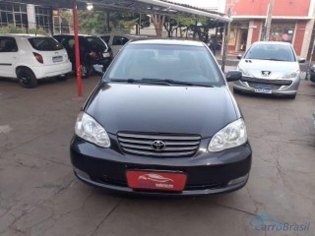 Mais detalhes do Toyota Corolla XEi 1.8 Gasolina