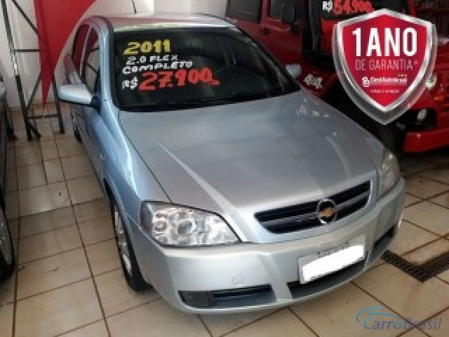 Mais detalhes do Chevrolet (GM) Astra Hatch 2.0 MPFI ADVANTAGE SEDAN 8V FLEX 4P MANUAL Flex
