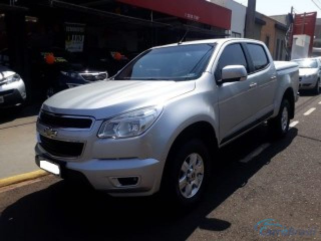 Mais detalhes do Chevrolet (GM) S-10 2.5 LT 4X2 CD 16V FLEX 4P MANUAL Flex