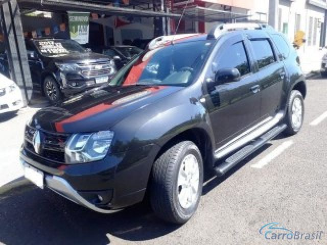 Mais detalhes do Renault Duster 1.6 DYNAMIQUE 4X2 16V FLEX 4P MANUAL Flex