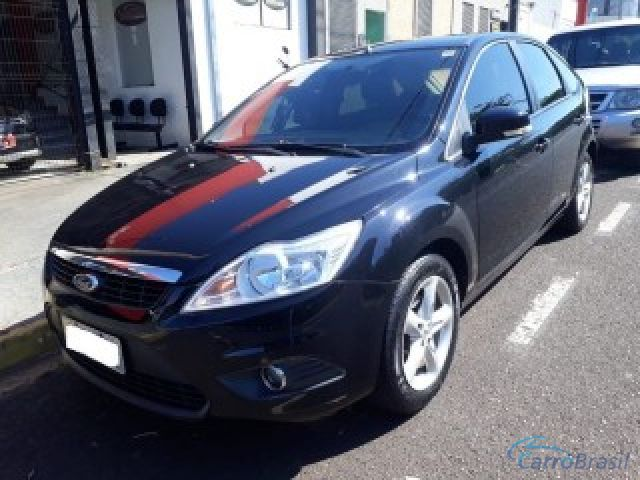 Mais detalhes do Ford Focus 1.6 GL 16V FLEX 4P MANUAL Flex