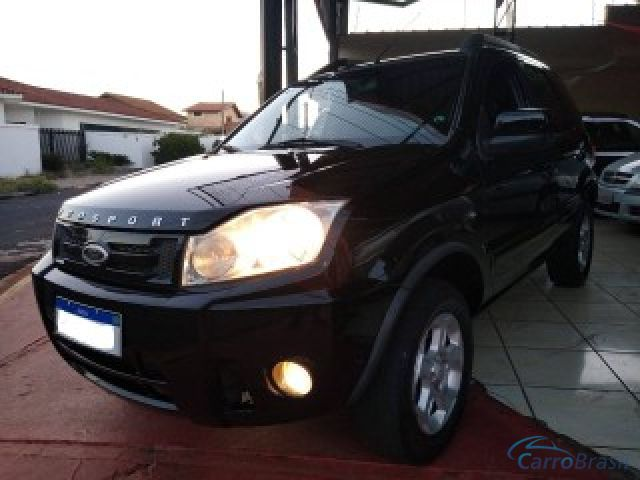 Mais detalhes do Ford EcoSport 1.6 XLT 8V FLEX 4P MANUAL Flex