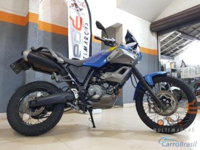 Mais detalhes do Yamaha Teneré XT 660 Z Tenere Gasolina