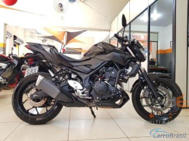 Mais detalhes do Yamaha MT 03 - Gasolina