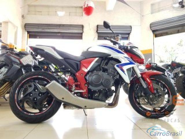 Mais detalhes do Honda CB Cb 1000 r Gasolina