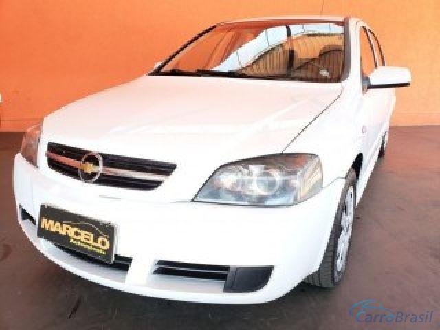Mais detalhes do Chevrolet (GM) Astra Sedan SEDAN 2.0 Flex
