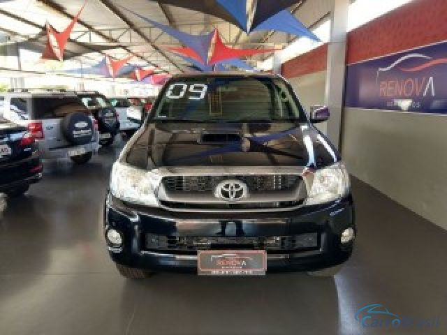 Mais detalhes do Toyota Hilux 3.0 SRV 4X4 CD 16V TURBO INTERCOOLER Diesel