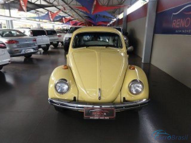 Mais detalhes do Volkswagen Fusca 1.3 8V Gasolina
