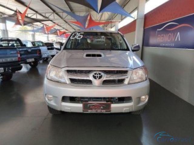 Mais detalhes do Toyota Hilux 3.0 SRV 4X4 CD 16V TURBO INTERCOOLER Diesel