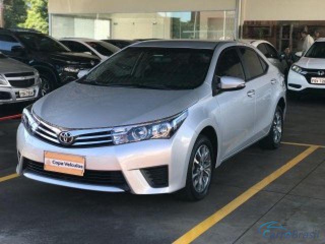 Mais detalhes do Toyota Corolla 1.8 GLI 16V FLEX 4P AUTOMÁTICO Flex