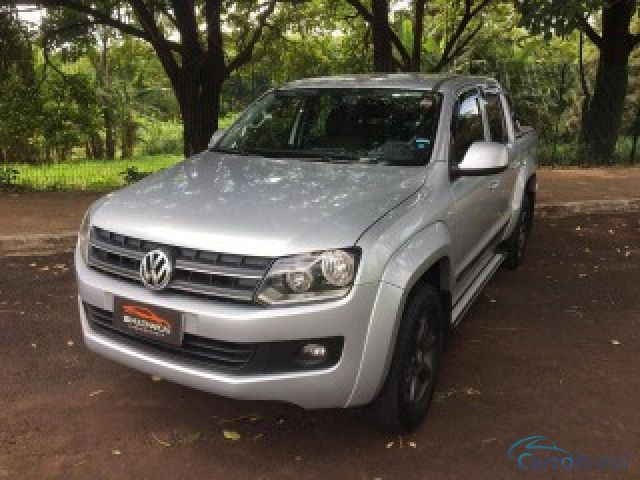 Mais detalhes do Volkswagen Amarok 2.0 TDI Aut. Diesel