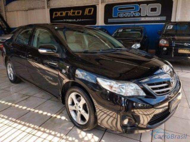 Mais detalhes do Toyota Corolla XEi 2.0 Flex Automático Couro Rodas Novíssimo Flex