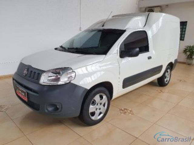 Mais detalhes do Fiat Fiorino 1.4 HARD WORKING Flex