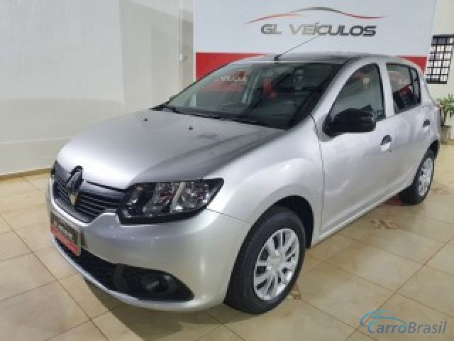Mais detalhes do Renault Sandero 1.0 AUTHENTIQUE Flex