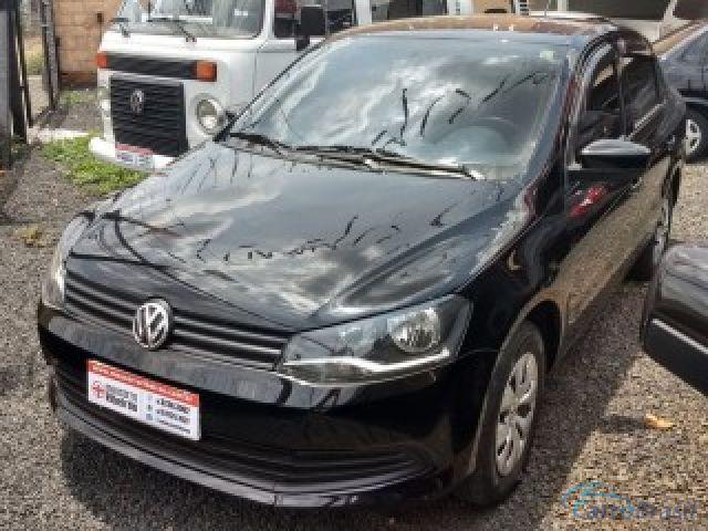 Mais detalhes do Volkswagen Voyage  Flex