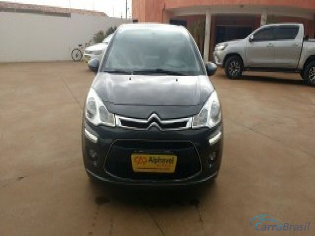 Mais detalhes do Citroen C3 1.5 TENDANCE 8V FLEX 4P MANUAL Flex