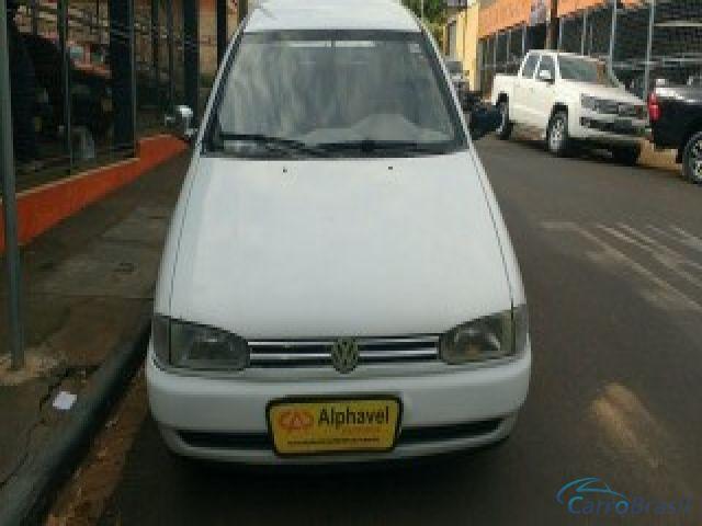 Mais detalhes do Volkswagen Gol 1.0 MI 8V GASOLINA 4P MANUAL Gasolina