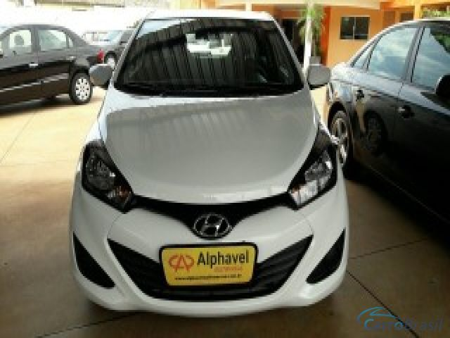 Mais detalhes do Hyundai HB 20 1.6 COMFORT PLUS 16V FLEX 4P MANUAL Flex