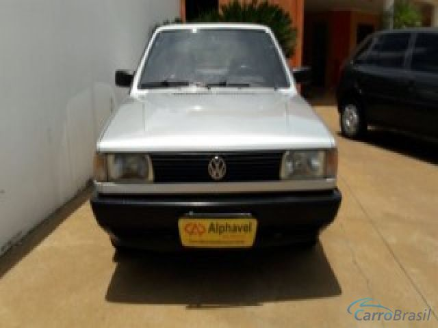 Mais detalhes do Volkswagen Gol 1.6 CL 8V GASOLINA 2P MANUAL Gasolina