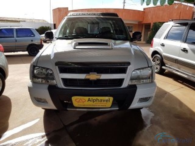 Mais detalhes do Chevrolet (GM) S-10 2.4 MPFI EXECUTIVE 4X2 CD 8V FLEX 4P MANUAL Flex