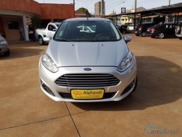 Mais detalhes do Ford Fiesta Sedan 1.6 SE HATCH 16V FLEX 4P MANUAL Flex