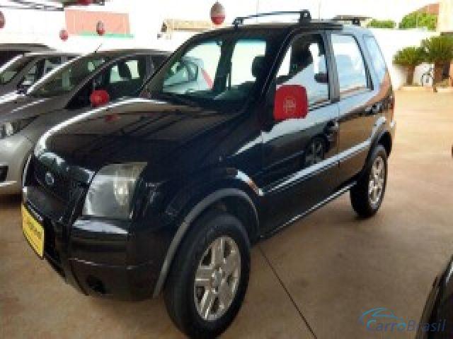 Mais detalhes do Ford EcoSport 1.6 XLS FREESTYLE 8V FLEX 4P MANUAL Flex