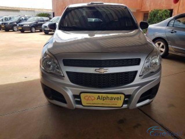 Mais detalhes do Chevrolet (GM) Montana 1.4 MPFI LS CS 8V FLEX 2P MANUAL Flex