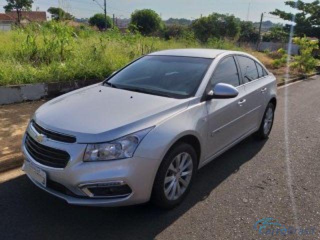 Mais detalhes do Chevrolet (GM) Cruze LT Aut. 4P. Flex