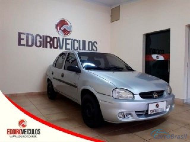 Mais detalhes do Chevrolet (GM) Corsa Sedan Life 1.0 Flex