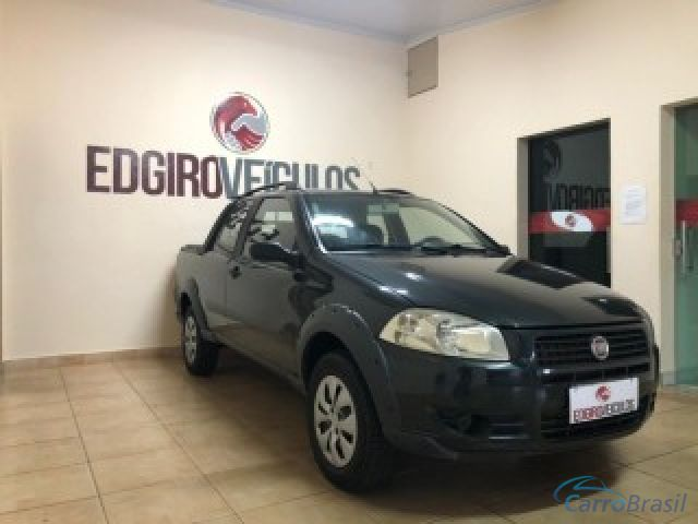 Mais detalhes do Fiat Strada CD Working 1.4 Flex