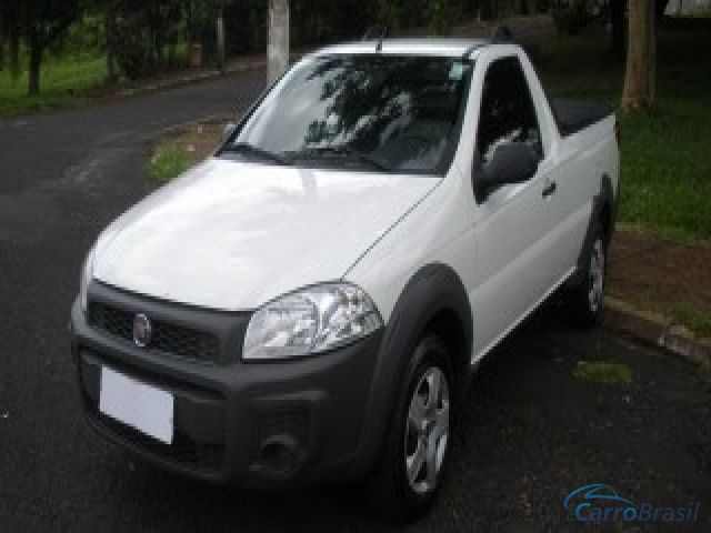Mais detalhes do Fiat Strada Hard Working 1.4 Flex